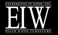 Expressions in Wood Logo